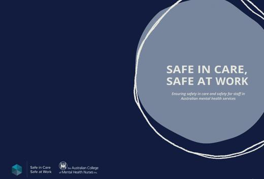 Safe in Care Safe at Work image